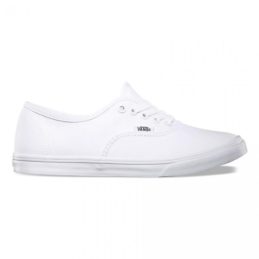 Vans Authentic – Herren Authentic Lo Pro True White/True White