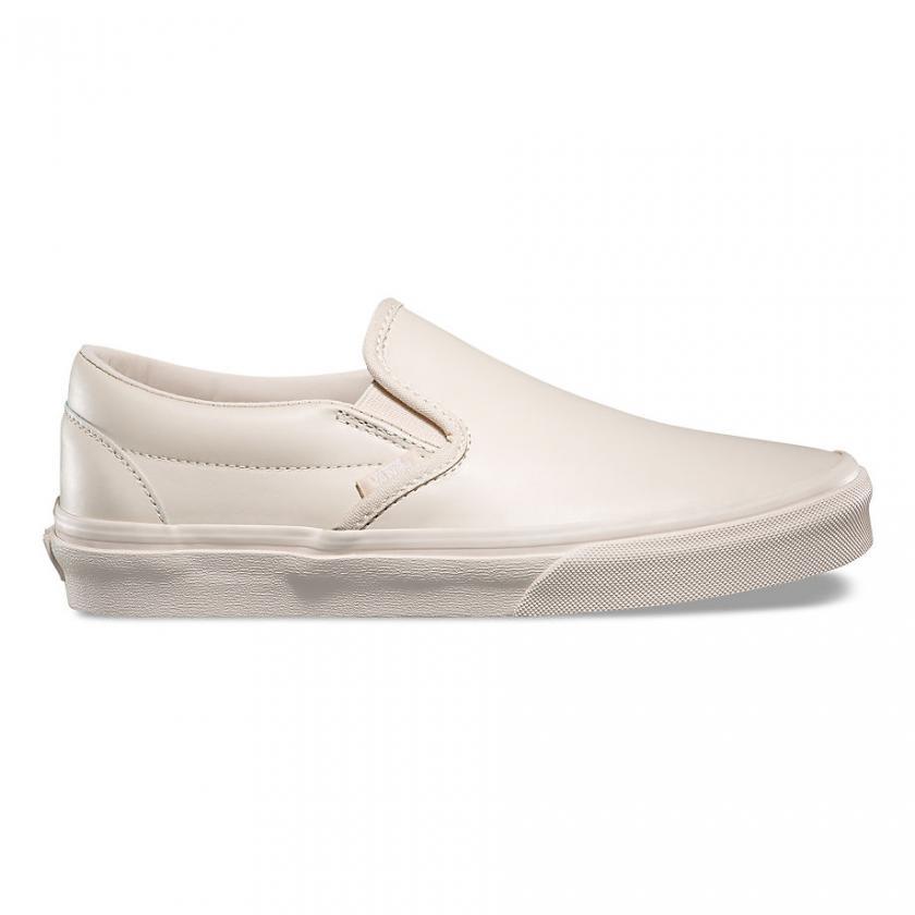 Vans – Damen Classic Leder Whisper Pink/Mono