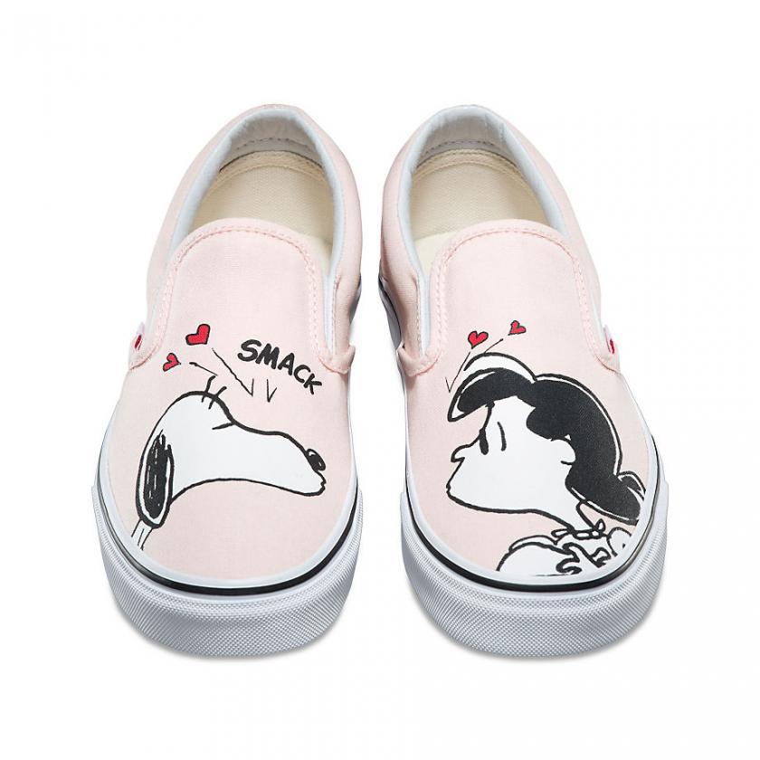 Vans – Damen X Peanuts Classic Peanuts/Perle