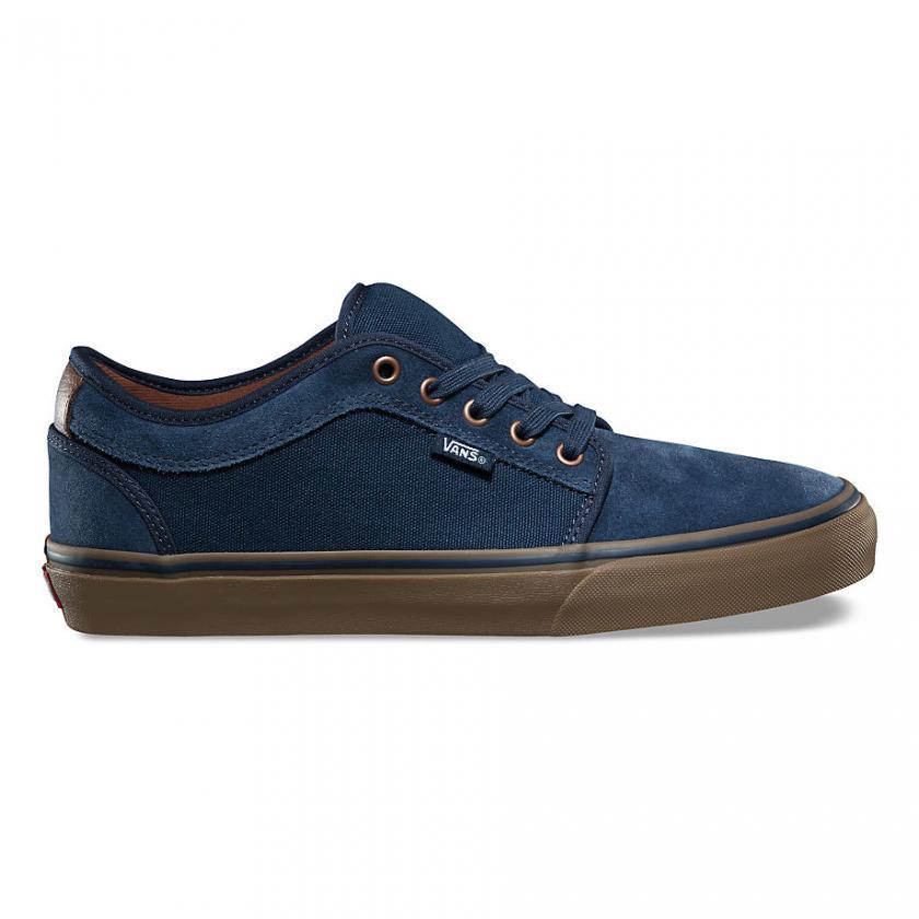 Vans – Herren Chukka Low Pro Blue