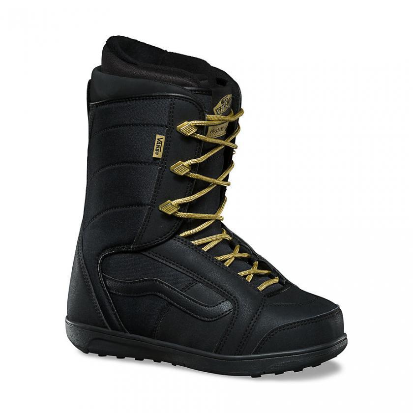Vans - Herren Hi-Standard Snowboots Black/Gold