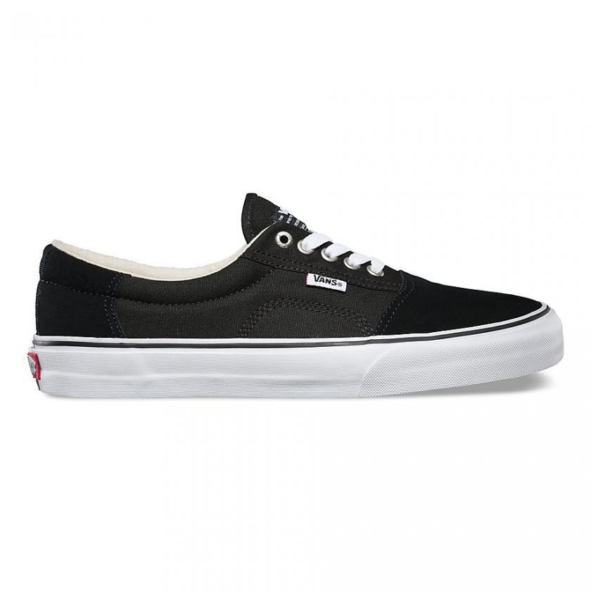 Vans – Herren Rowley Solos Black/White