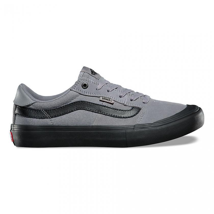 Vans – Herren Style 112 Pro Gunmetal/Black
