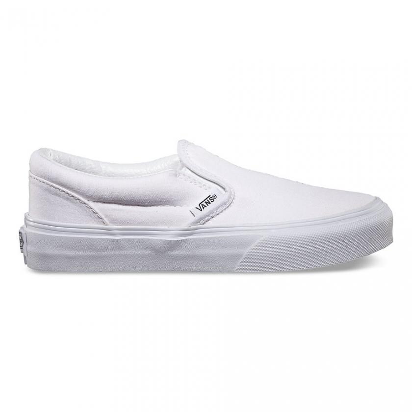Vans – Kinder Classic True White