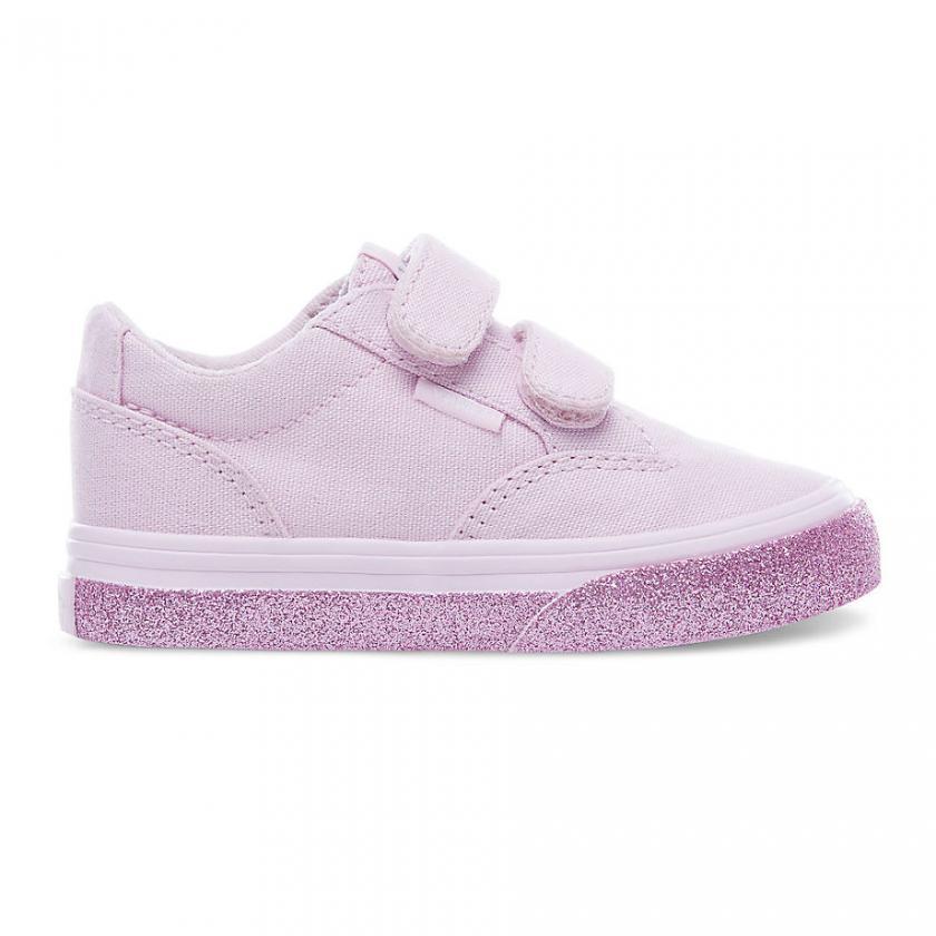 Vans – Kinder Winston V Glitter Glitter/Lilac-Rose
