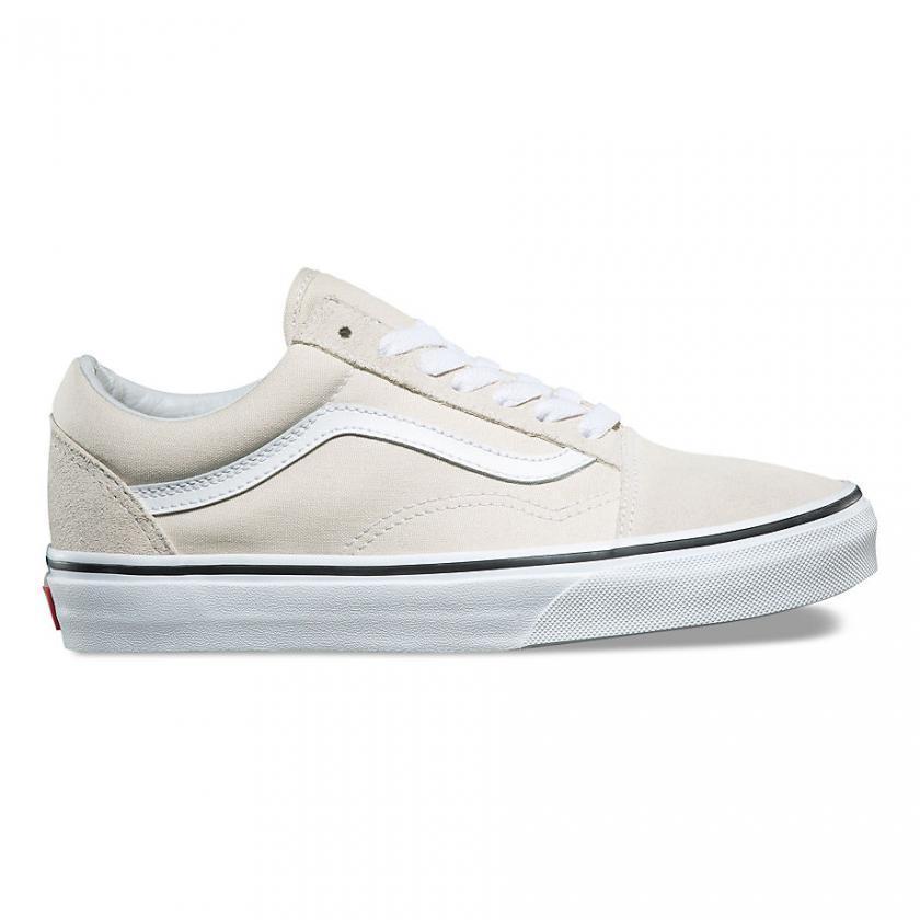 Vans Old Skool – Damen Old Skool Birch/True White