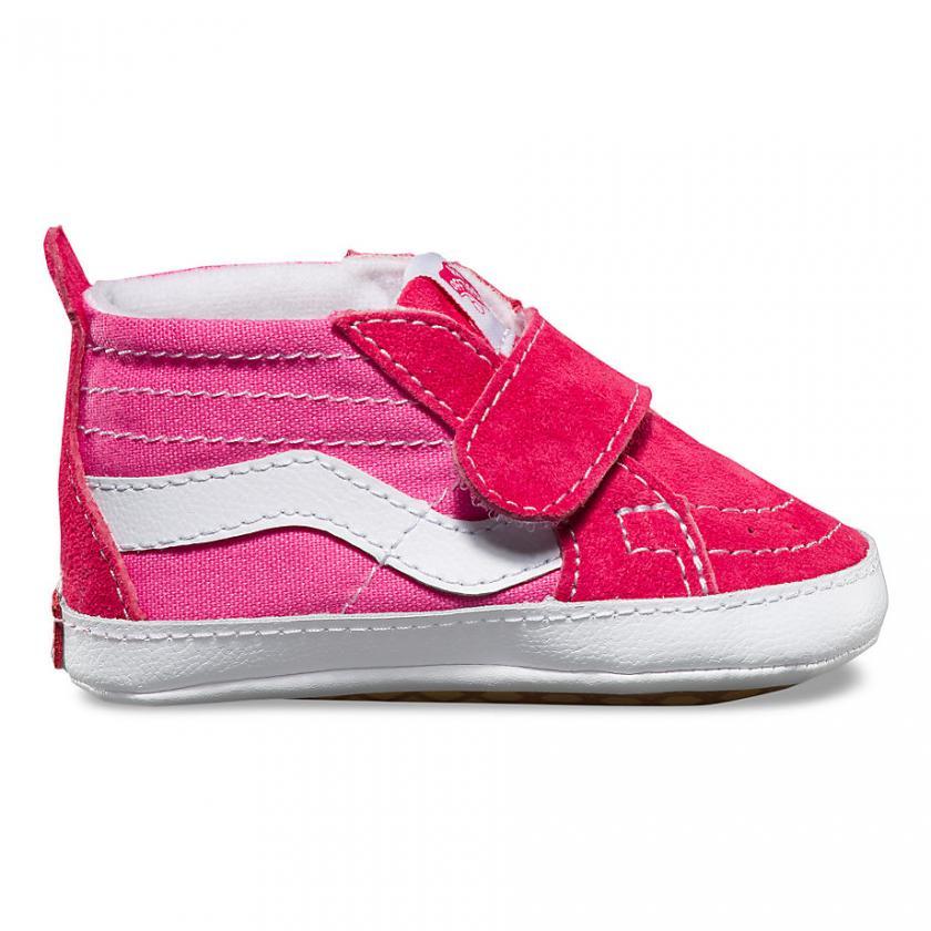Vans SK8-Hi – Kinder Baby Sk8-Hi Crib Pink/Hot Pink